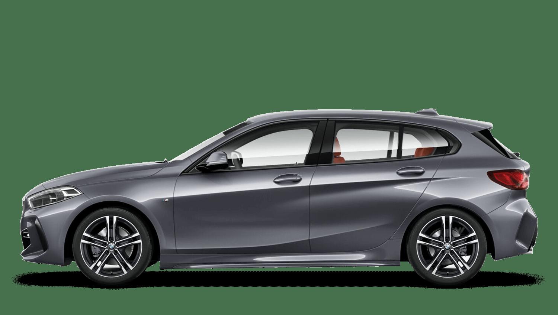 Storm Bay (Metallic) BMW 1 Series Sports Hatch