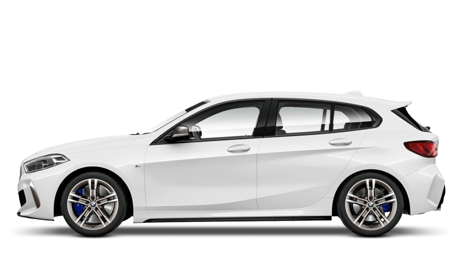 Alpine White BMW 1 Series Sports Hatch