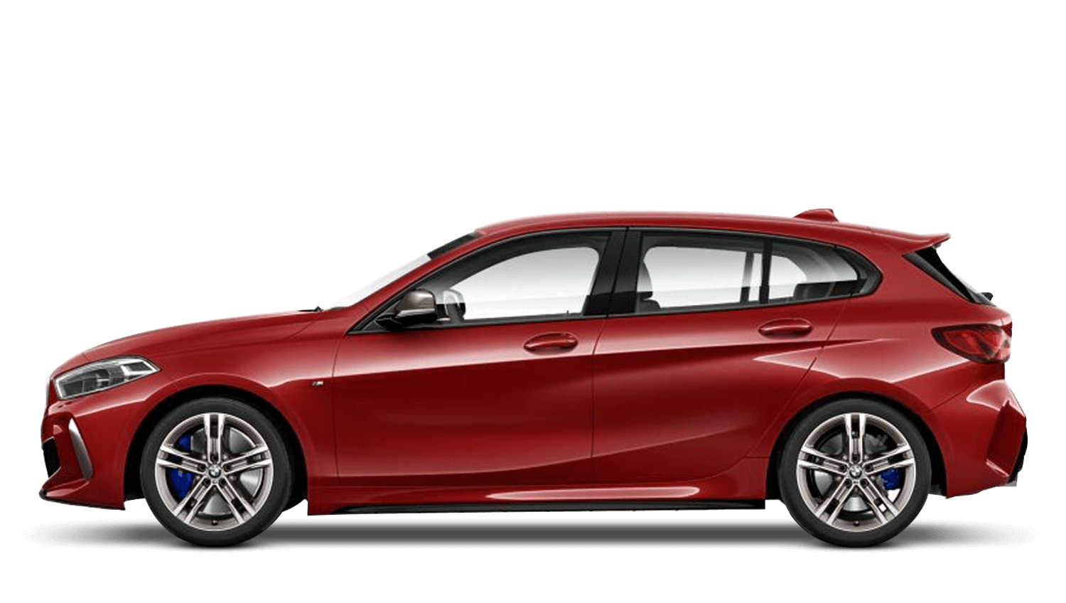 Melbourne Red (Metallic) BMW 1 Series Sports Hatch
