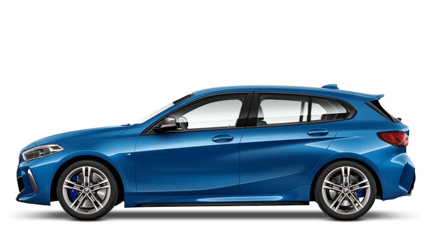 Misano Blue (Metallic) BMW 1 Series Sports Hatch