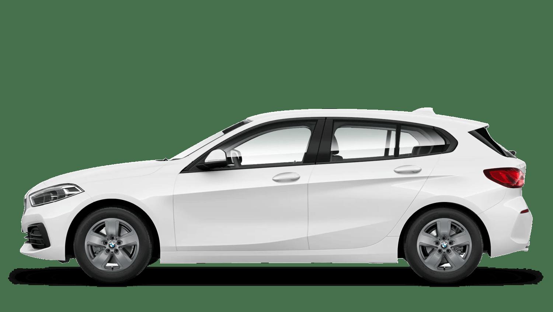 Alpine White BMW 1 Series Sports Hatch
