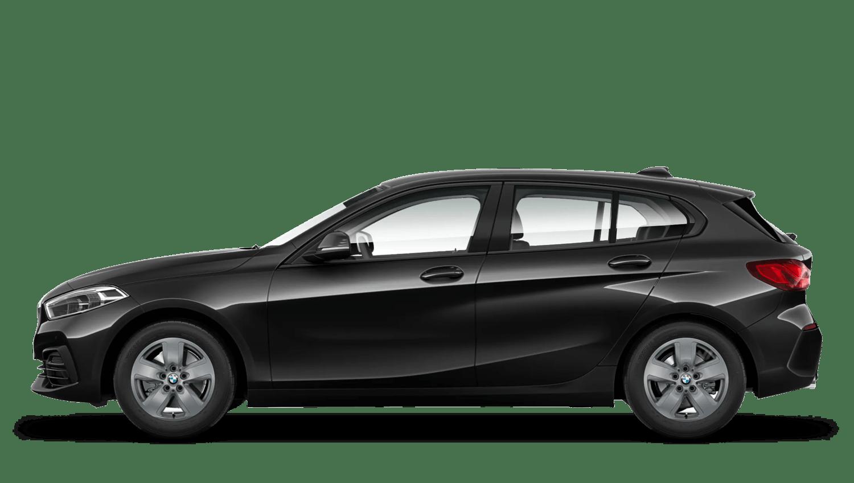 Black Sapphire BMW 1 Series Sports Hatch