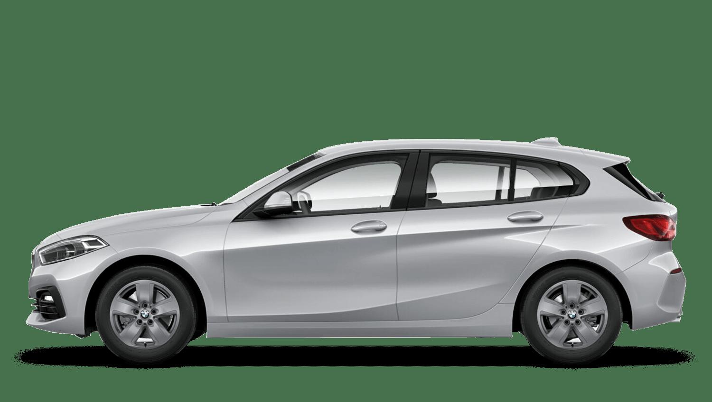 Glacier Silver BMW 1 Series Sports Hatch