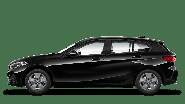 Jet Black BMW 1 Series Sports Hatch