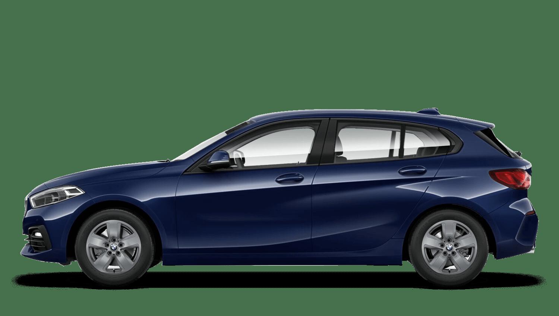 Mediterranean Blue BMW 1 Series Sports Hatch