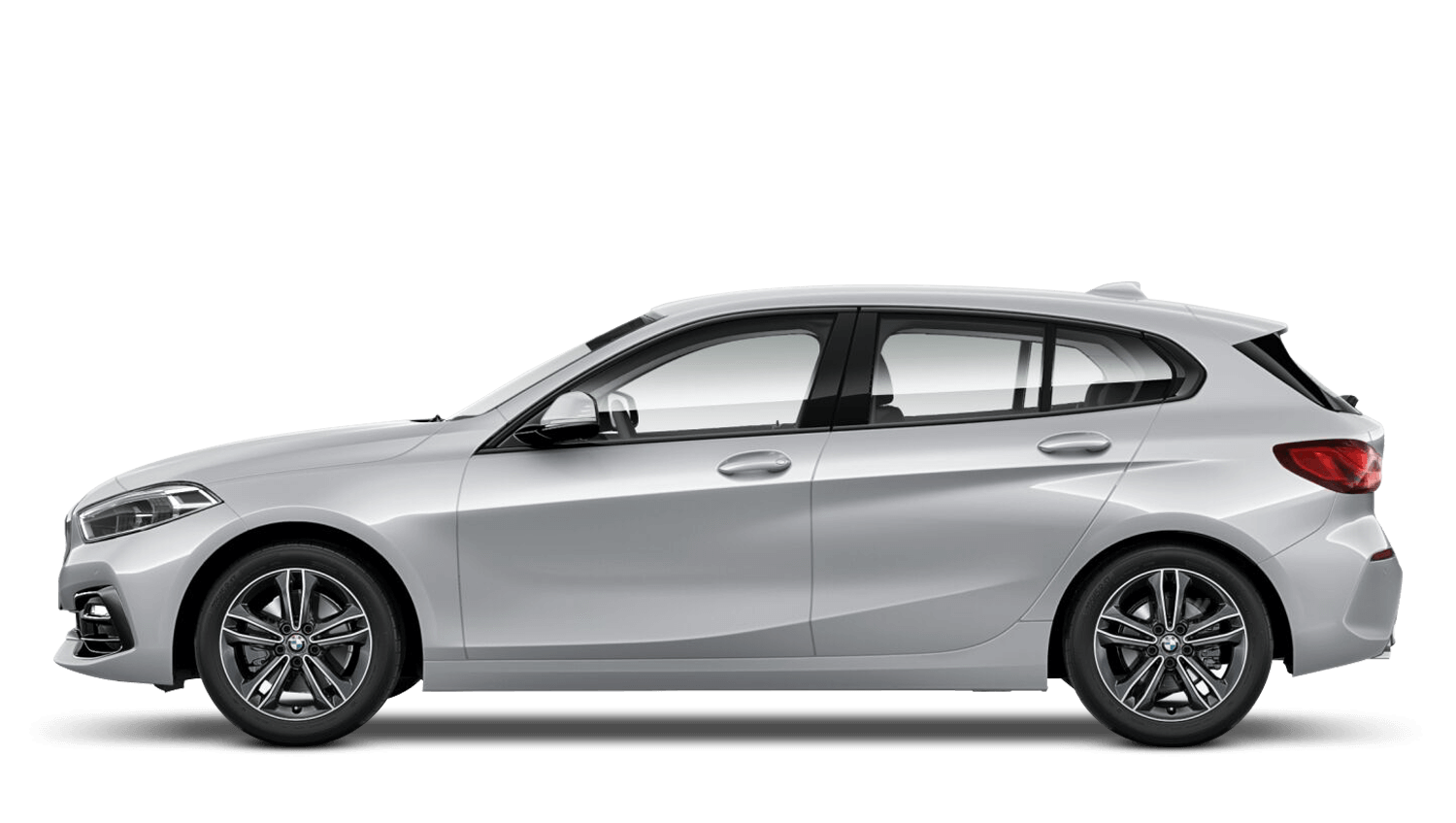 Glacier Silver BMW 1 Series Sports Hatch
