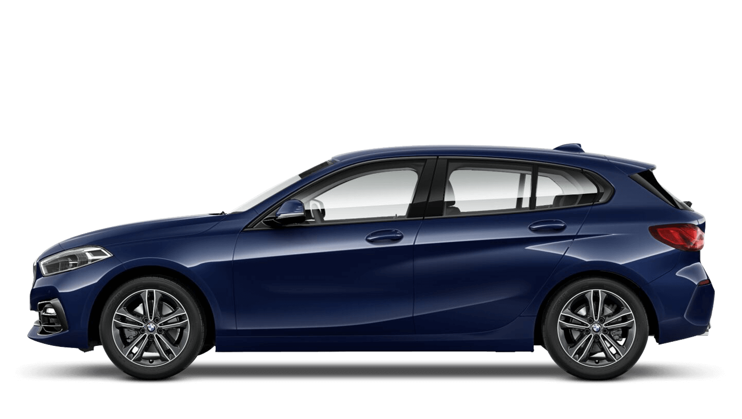 Mediterranean Blue BMW 1 Series Sports Hatch