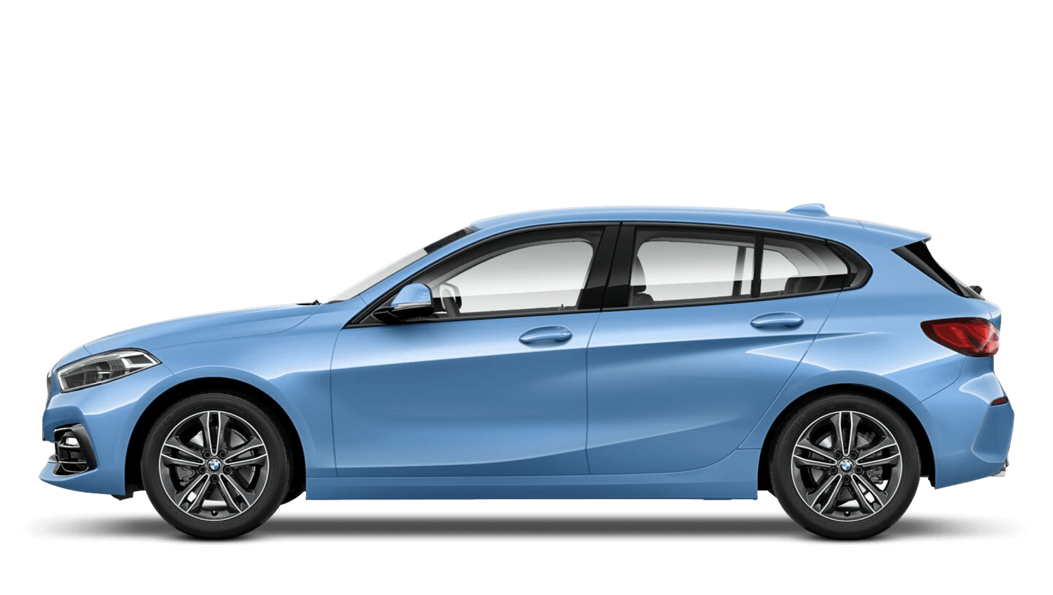Seaside Blue (Metallic) BMW 1 Series Sports Hatch