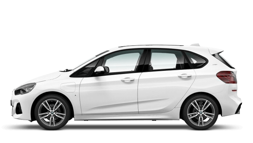 Alpine White (Solid) BMW 2 Series Active Tourer Iperformance