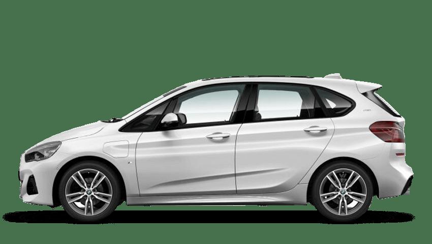 Mineral White (Metallic) BMW 2 Series Active Tourer Iperformance