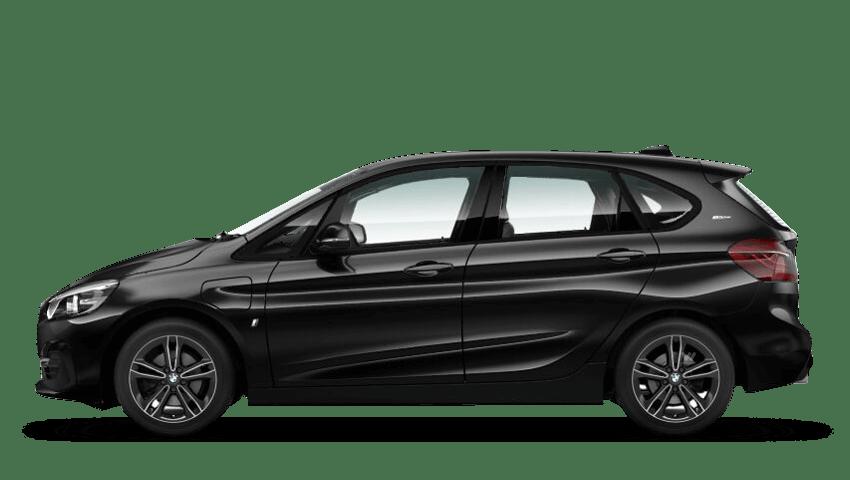 Black Sapphire (Metallic) BMW 2 Series Active Tourer Iperformance