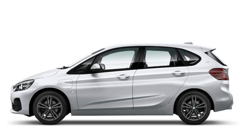 Glacier Silver (Metallic) BMW 2 Series Active Tourer Iperformance
