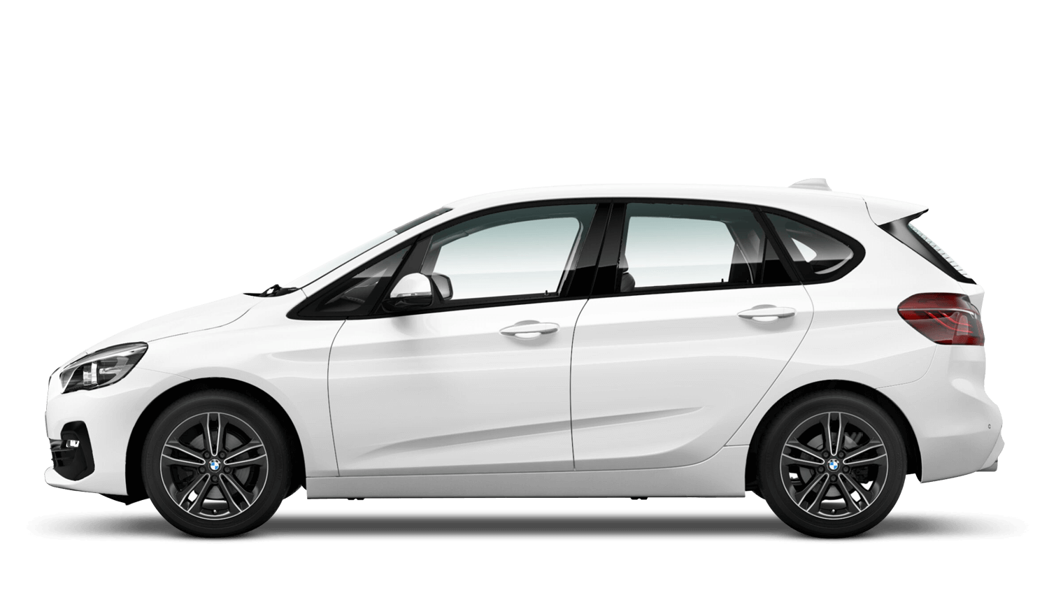 Alpine White (Solid) BMW 2 Series Active Tourer