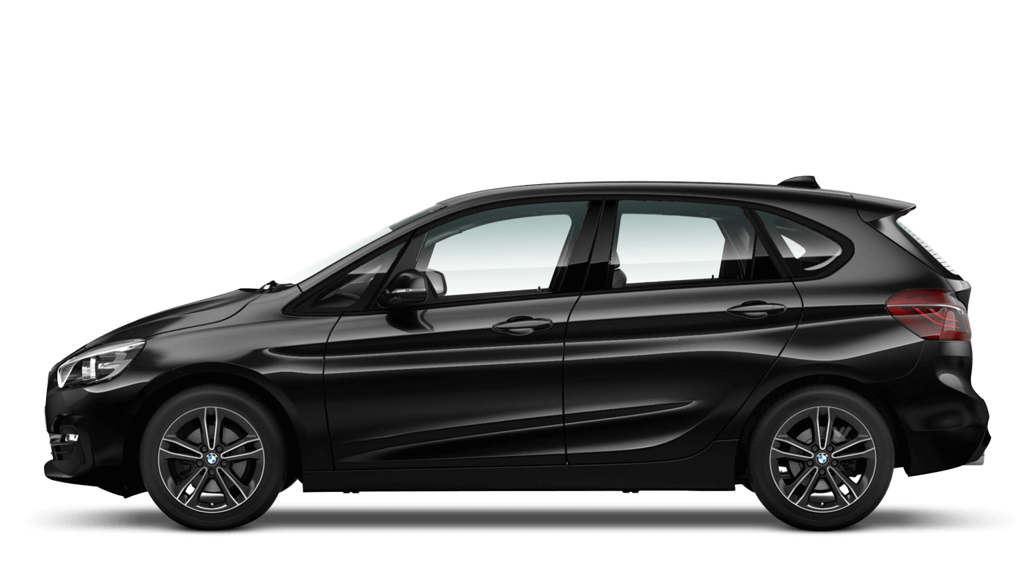Black Sapphire (Metallic) BMW 2 Series Active Tourer