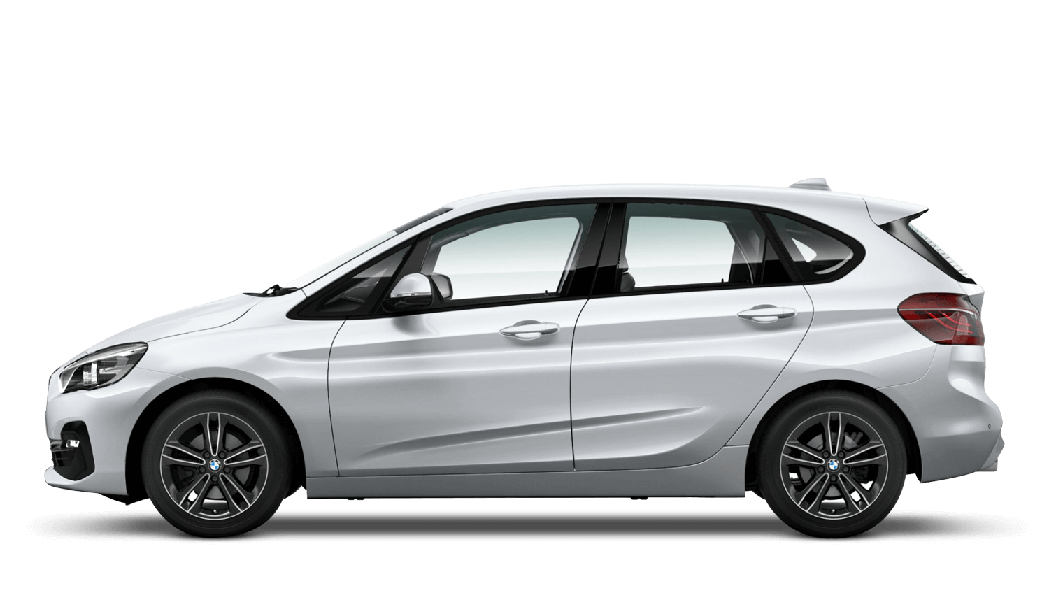 Glacier Silver (Metallic) BMW 2 Series Active Tourer