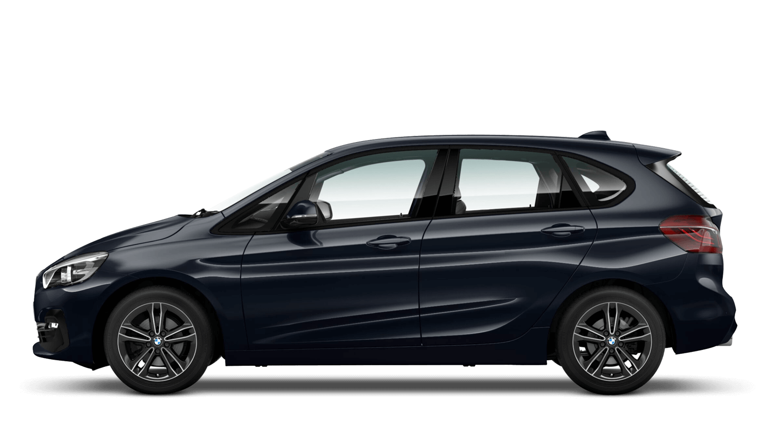 Imperial Blue (Xirallic) BMW 2 Series Active Tourer