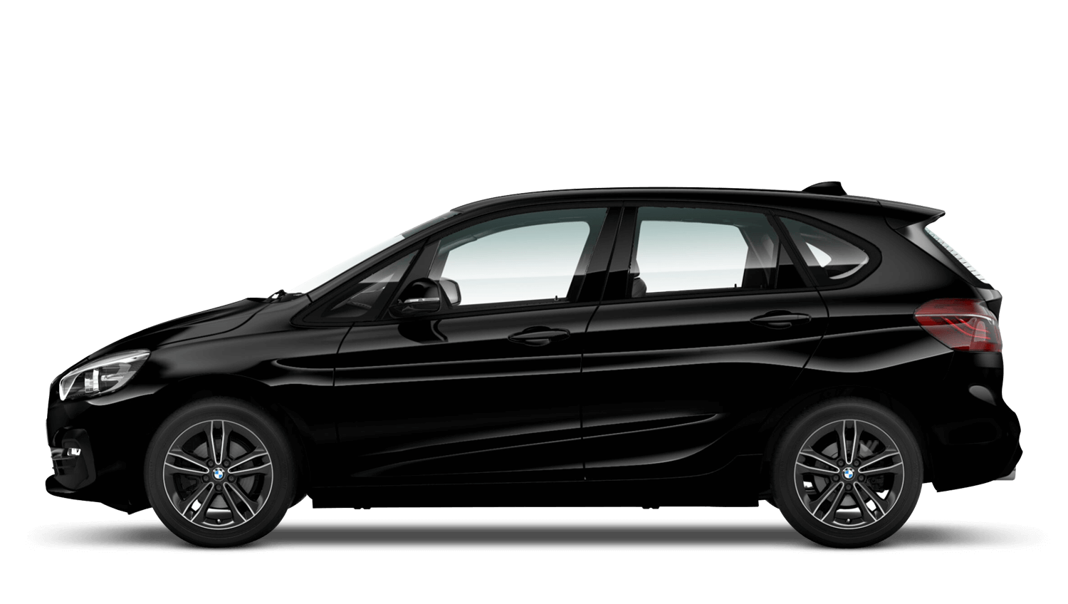 Jet Black (Solid) BMW 2 Series Active Tourer