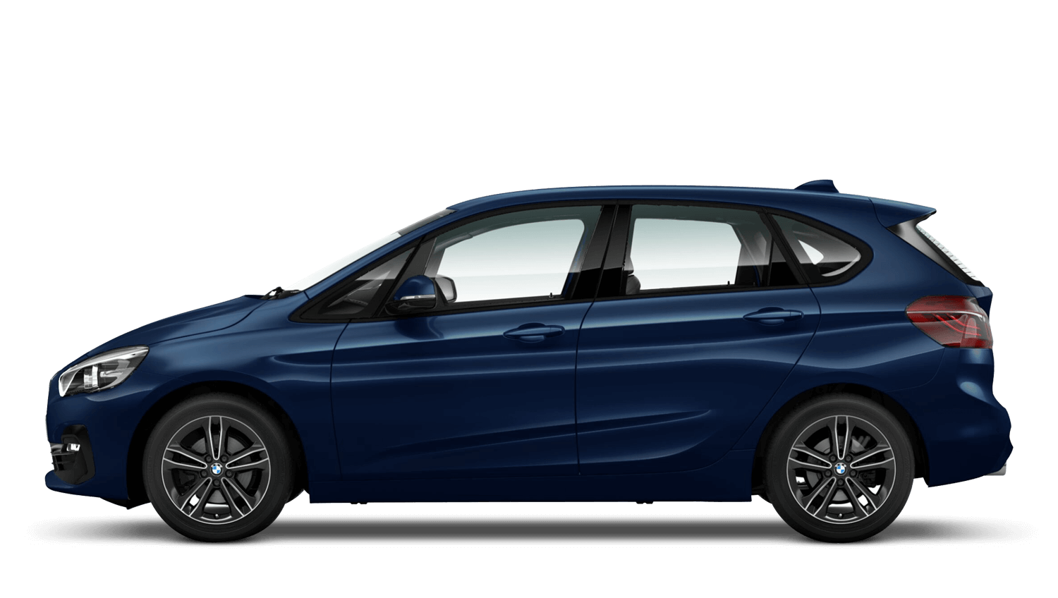 Mediterranean Blue (Metallic) BMW 2 Series Active Tourer