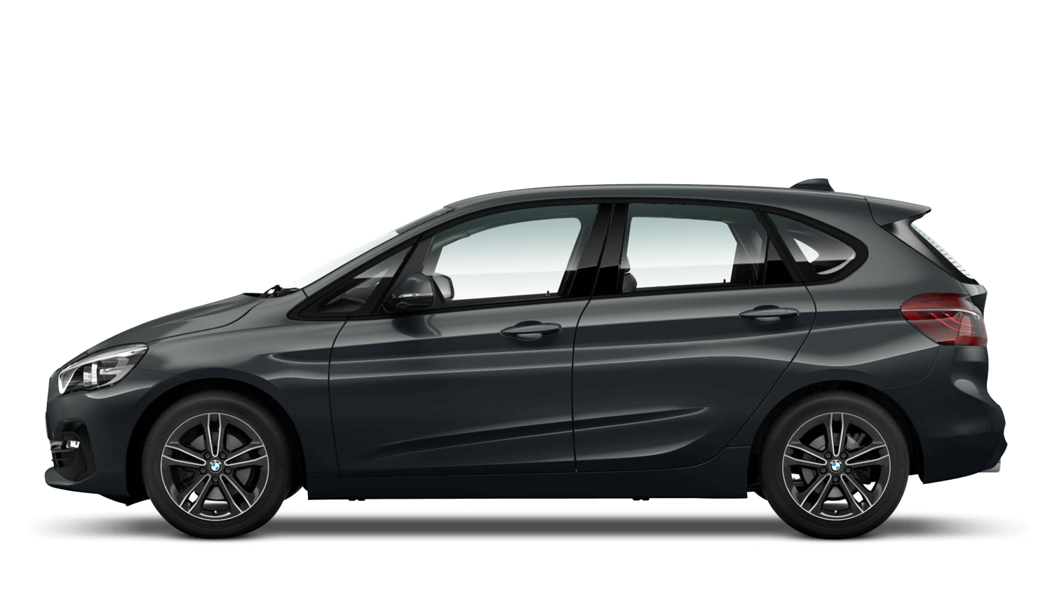 Mineral Grey (Metallic) BMW 2 Series Active Tourer