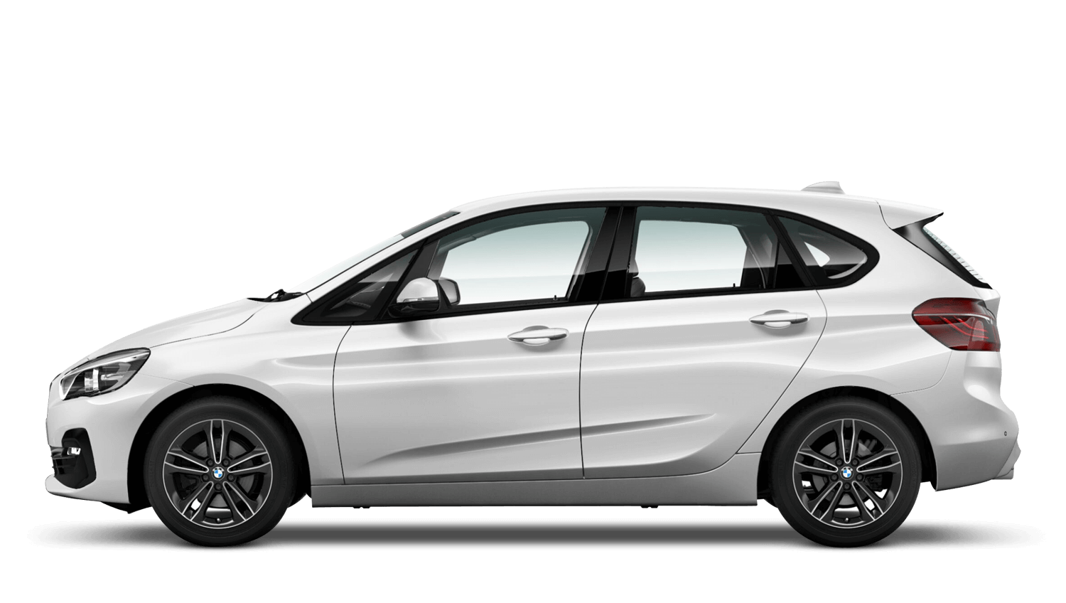 Mineral White (Metallic) BMW 2 Series Active Tourer