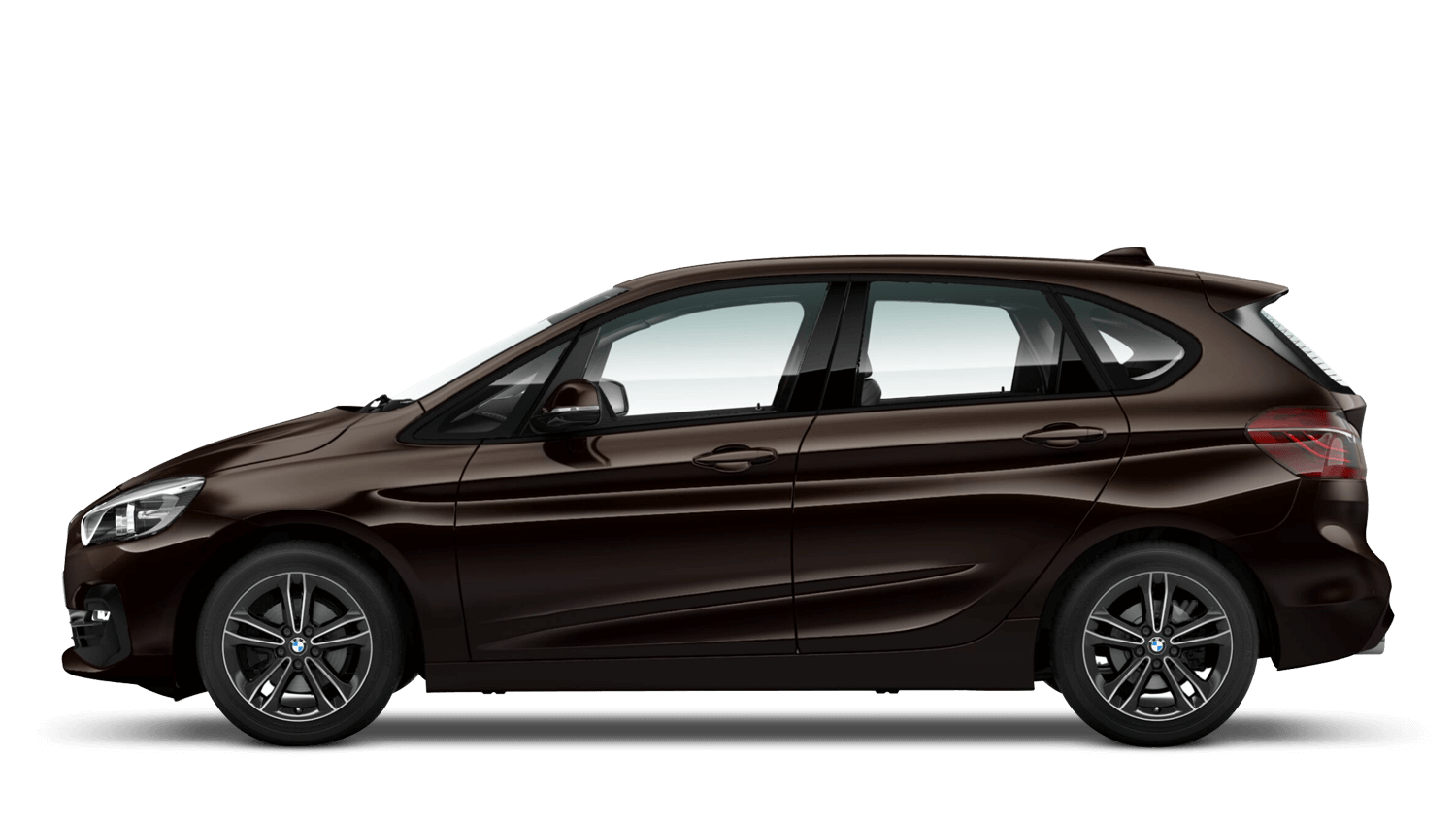 Sparkling Brown (Metallic) BMW 2 Series Active Tourer