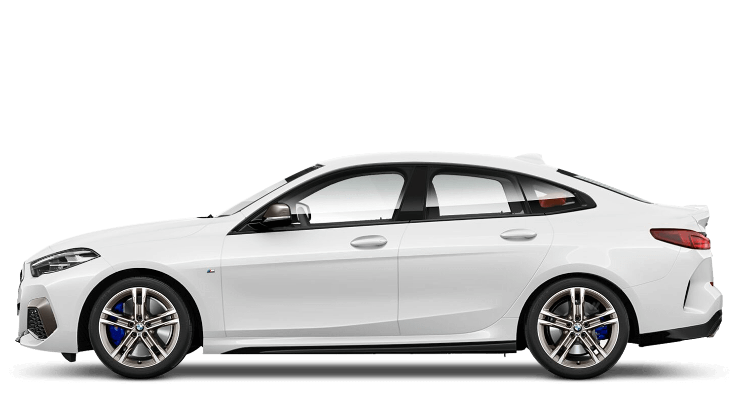 New BMW 2 Series Gran Coupe