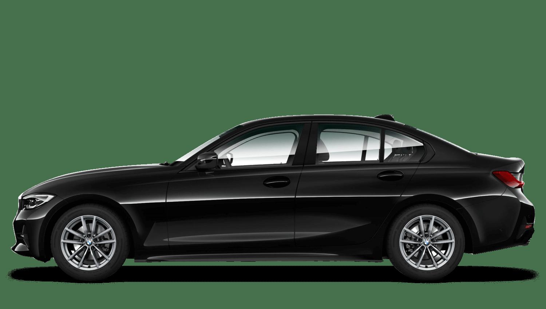Black Sapphire (Metallic) New BMW 3 Series Saloon