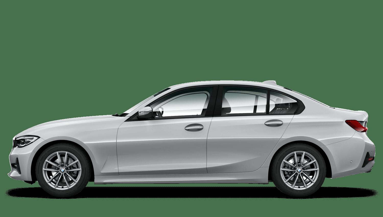 Glacier Silver (Metallic) New BMW 3 Series Saloon