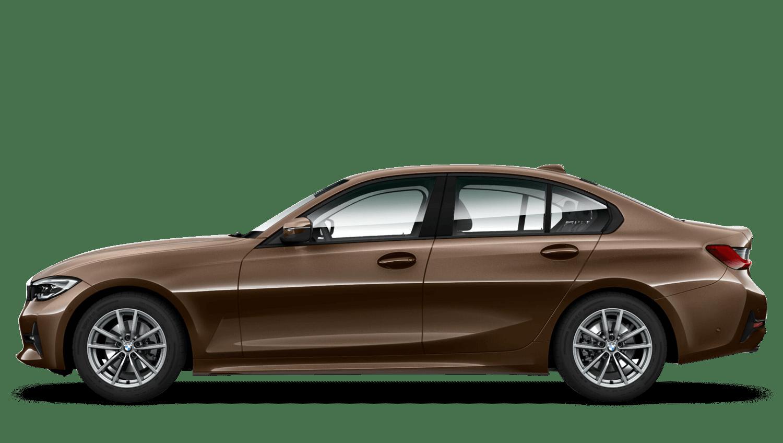 Vermont Bronze (Metallic) New BMW 3 Series Saloon