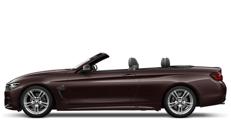 Smoked Topaz (Individual Paint) BMW 4 Series Convertible