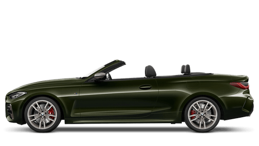 BMW 4 Series Convertible Brochure