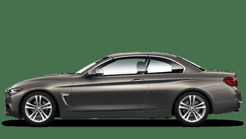 Champagne Quartz (Individual Paint) BMW 4 Series Convertible