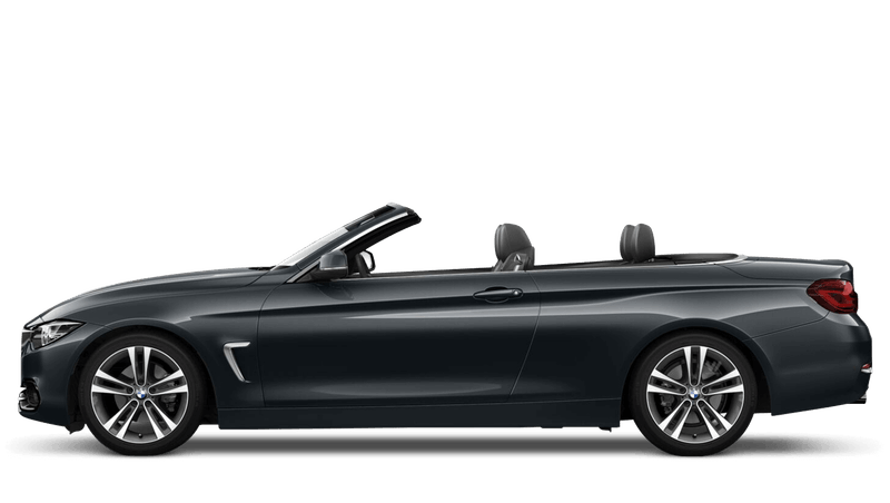 Mineral Grey (Metallic) BMW 4 Series Convertible