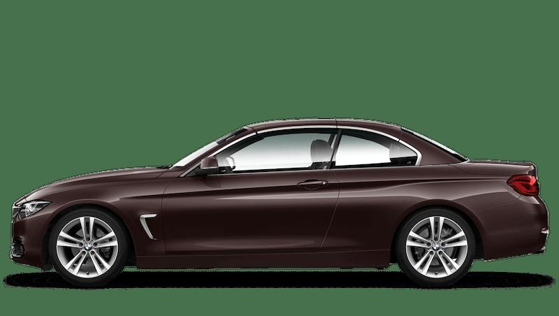 Smoked Topaz (Individual Paint) BMW 4 Series Convertible