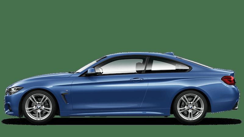 Estoril Blue (Metallic) BMW 4 Series Coupe