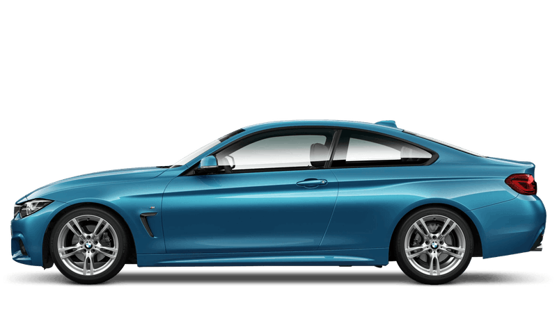Snapper Rocks Blue (Metallic) BMW 4 Series Coupe