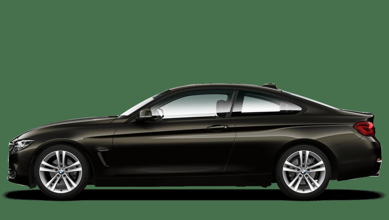 Citrine Black (Individual Paint) BMW 4 Series Coupe