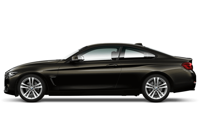 Citrine Black (Individual Paint) BMW 4 Series Coupe