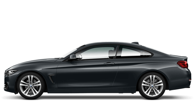 Mineral Grey (Metallic) BMW 4 Series Coupe