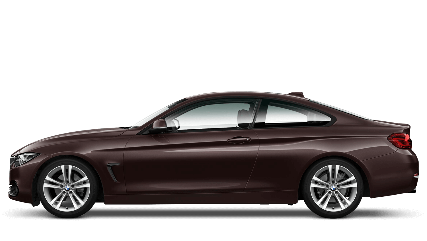 Smoked Topaz (Individual Paint) BMW 4 Series Coupe