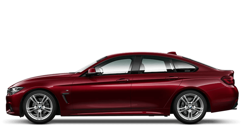 Aventurine Red (Individual Paint) BMW 4 Series Gran Coupe