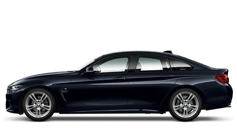 Carbon Black (Metallic) BMW 4 Series Gran Coupe