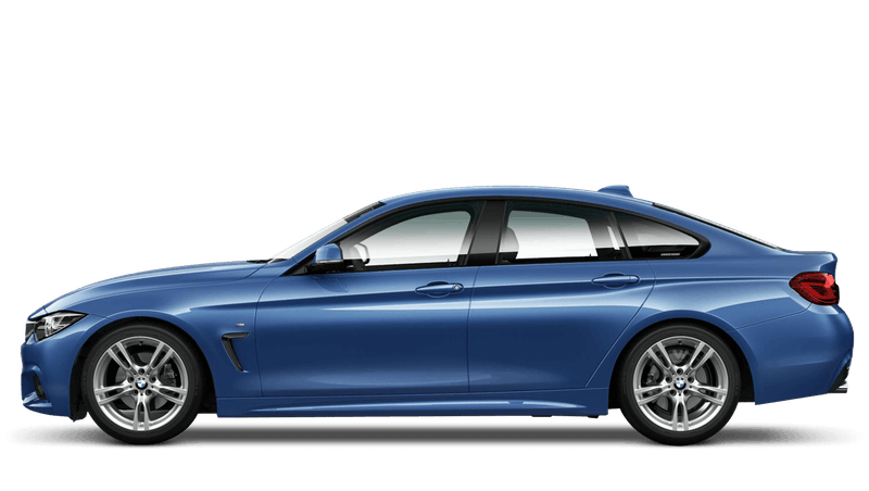Estoril Blue (Metallic) BMW 4 Series Gran Coupe