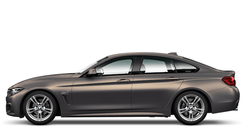 Frozen Bronze (Individual Paint) BMW 4 Series Gran Coupe