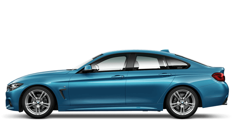 Snapper Rocks Blue (Metallic) BMW 4 Series Gran Coupe