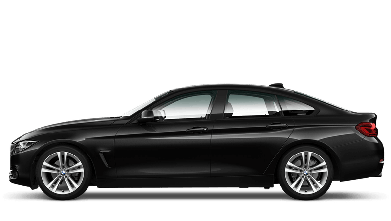Black Sapphire (Metallic) BMW 4 Series Gran Coupe