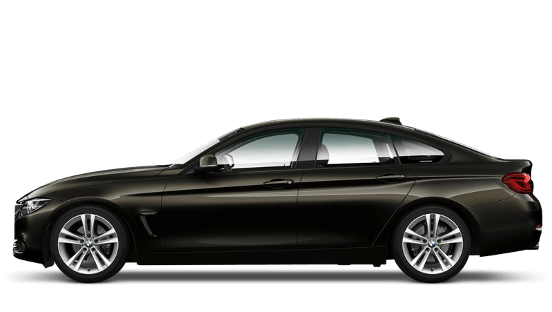 Citrine Black (Individual Paint) BMW 4 Series Gran Coupe