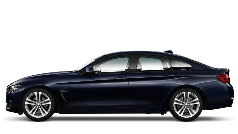 Imperial Blue (Metallic) BMW 4 Series Gran Coupe