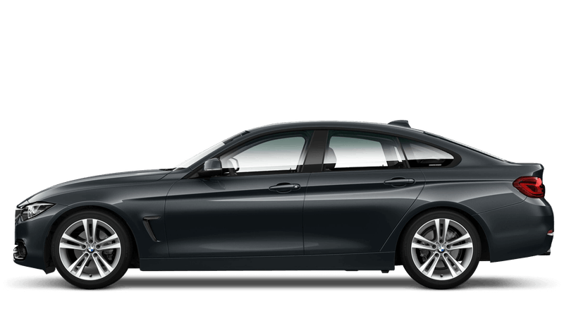 Mineral Grey (Metallic) BMW 4 Series Gran Coupe