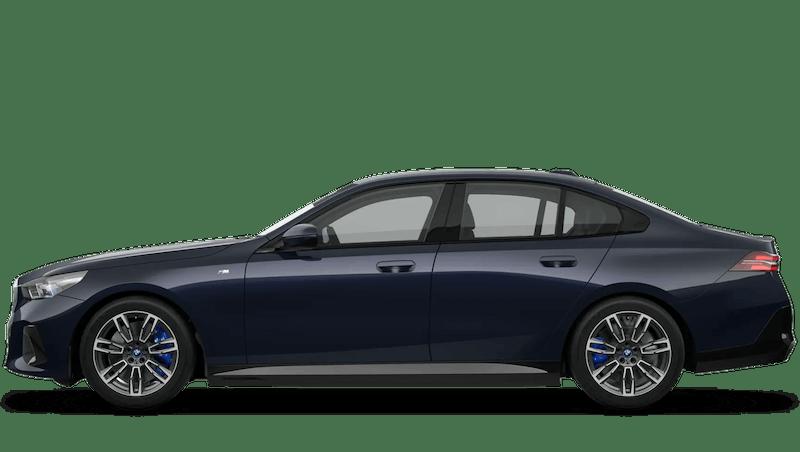Carbon Black (Metallic) BMW 5 Series Saloon